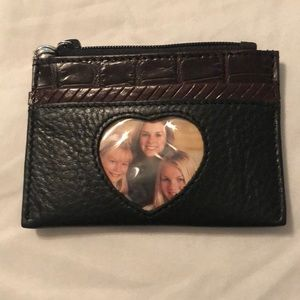 Brighton change purse and business card holder